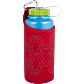 Nalgene Bottle Clothing, red